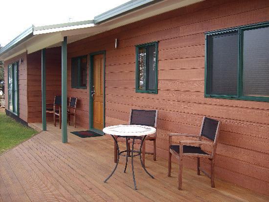 Kingston, ออสเตรเลีย: Two bedroom unit