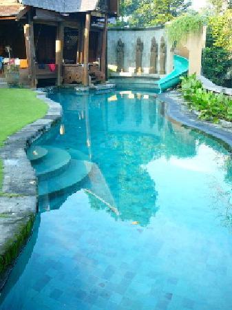 Villa Raja pool