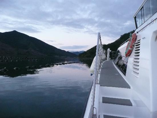 Havelock, Yeni Zelanda: Reflections of the Odyssea NZ