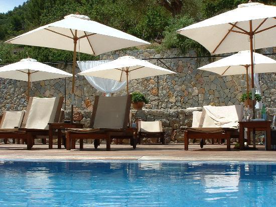 Son Brull Hotel & Spa: Am Pool