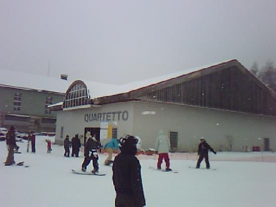 Palcall Tsumagoi Ski Resort : パルコール嬬恋スキー場