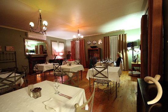 Vergelegen Restaurant: Resstaurant