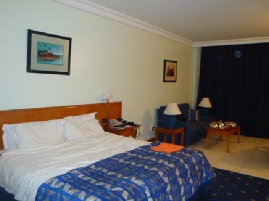 Fiesta Royale Hotel: Hotel Room