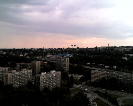 Острава, Чехия: die Stadt
