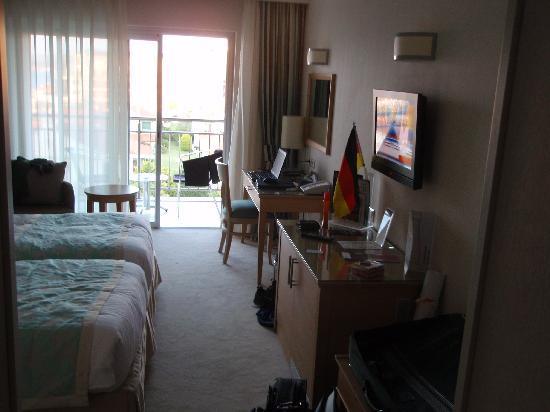 Radisson Blu Resort & Spa, Cesme: Zimmer 3231