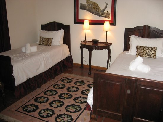 De Waterkant Lodge: One of the bedrooms