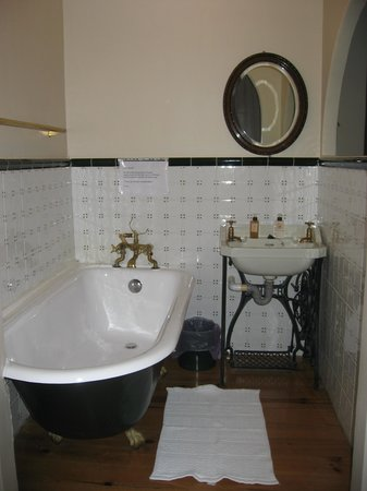 De Waterkant Lodge : The nice bathroom on second floor