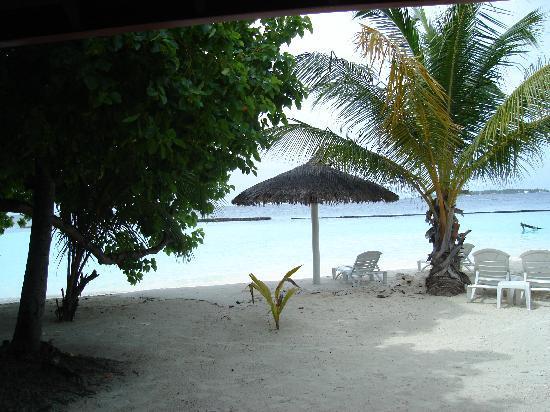 Kurumba Maldives: View from 266