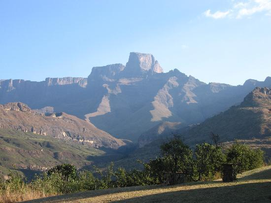 uKhahlamba-Drakensberg Park, جنوب أفريقيا: Thendele