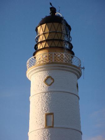 Corsewall Lighthouse Hotel: Corsewall Lighthouse