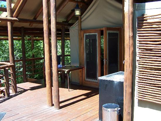 Punda Maria Restcamp: Tented Camp