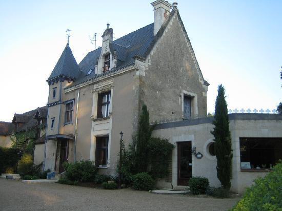 view of Manoir de la Maison Blanche - Picture of Manoir de la Maison ...