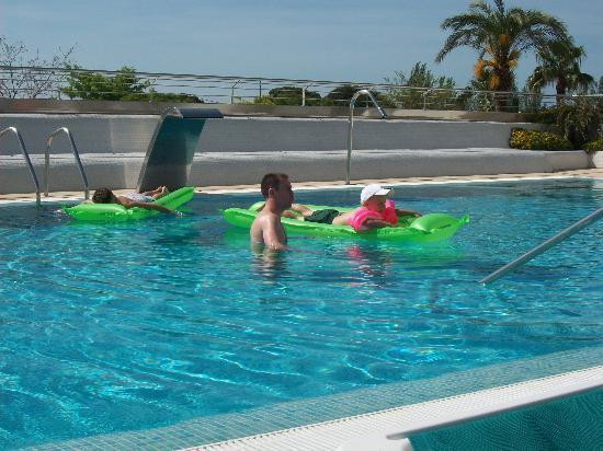Odissea Park Aparthotel: odissea pool