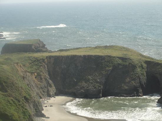 Inn of the Lost Coast: breath taking