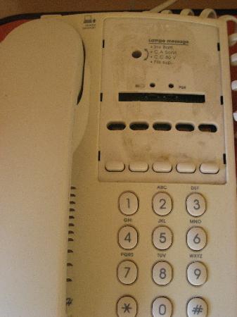 Adagio Aix-en-Provence Centre : Téléphone