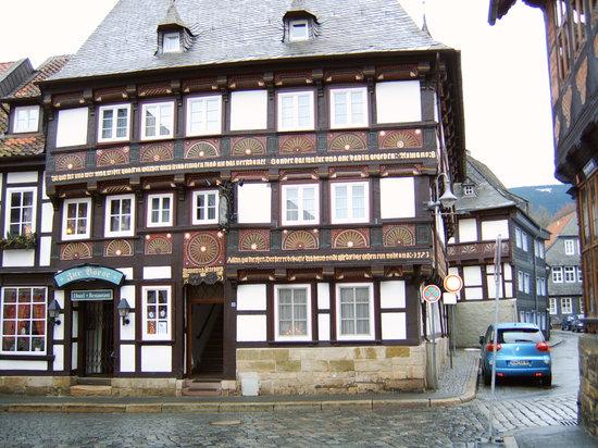 Hotel Zur Börse: 437 Jahre alt und immer noch fit!