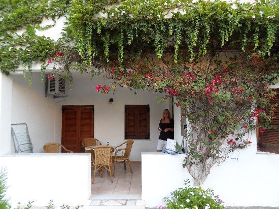 Maria Stella: Our terrace