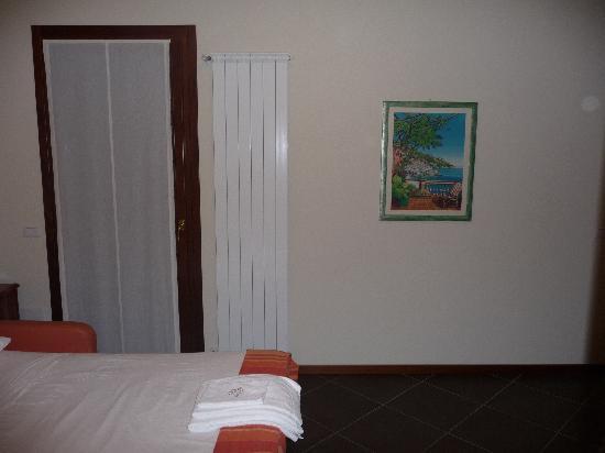 Amalfi Bed & Breakfast: Interior del duplex.