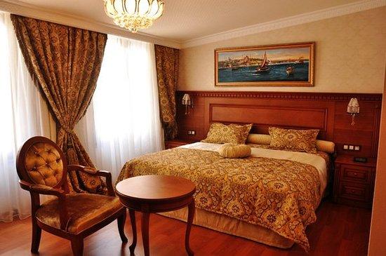 Senatus Suites: The double room