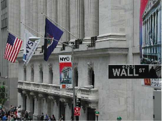 Outside In Walking Tours: The NYSE