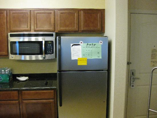 Residence Inn Tucson Airport: kitchen