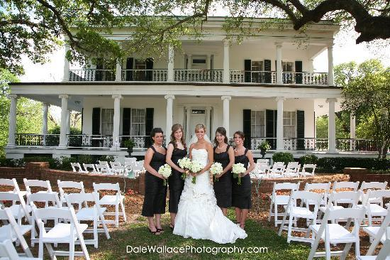 Brandon Hall Plantation: Brandon Hall is the perfect venue for weddings and events