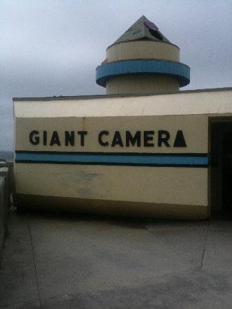 Camera Obscura building