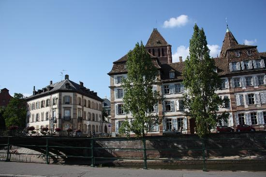 Hotel Cour du Corbeau Strasbourg - MGallery Collection: Directly across the street from the hotel