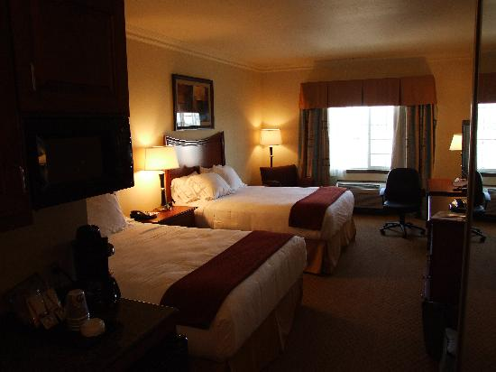 Holiday Inn Express Hotel & Suites Klamath Falls: Schönes Zimmer