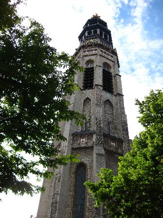 Abbey Tower of Long John (Abdijtoren de Lange Jan): the tower