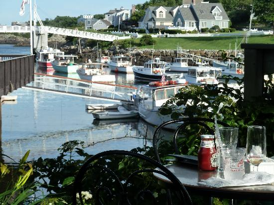 Almost Home Inn Ogunquit: Dinner at Barnicle Billy's