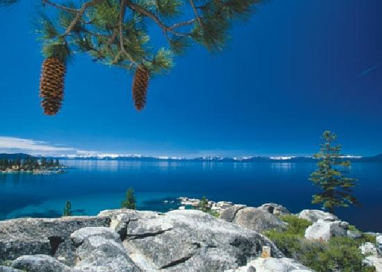 South Lake Tahoe, Californien: Summer in Beautiful Lake Tahoe
