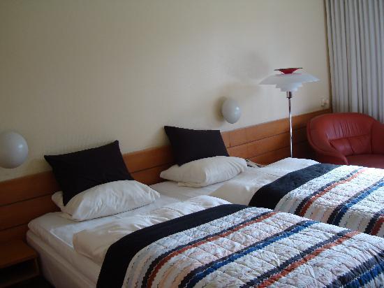 Munkebjerg Hotel: Bed