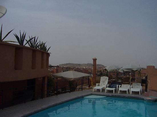 Hotel Fashion: piscine