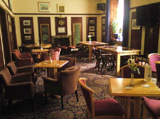 Dinorben Arms Hotel : One of the dining rooms