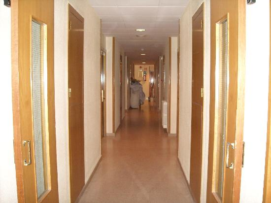 Hotel Caprici: the hall
