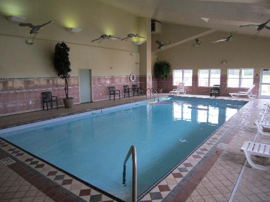 Rodd Crowbush Golf & Beach Resort: Indoor pool