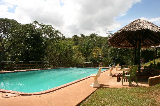 Masai Lodge: Pool
