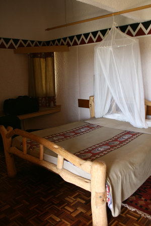 Masai Lodge: Bedroom