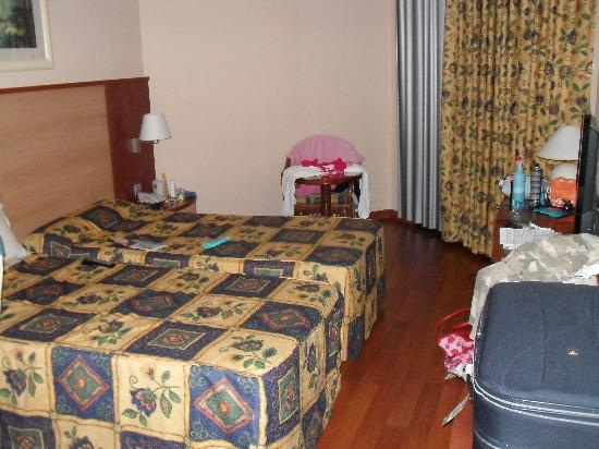 Hotel Best Cambrils: Our compact room