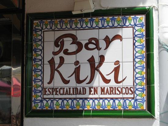 Bar Kiki near Mirador San Nicolas