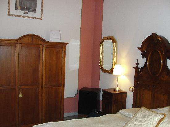 ريلايس سان لورينزو: Bedroom