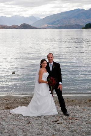Edgewater is located on the shores of Lake Wanaka and is known for its relaxed atmosphere.  You