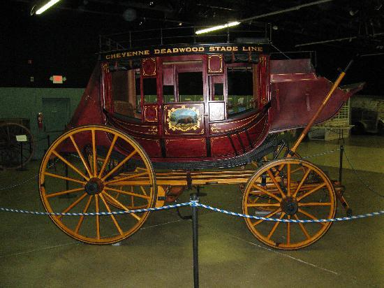 Cheyenne, WY: Stagecoach