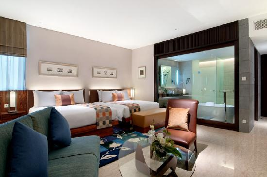 Hilton Bandung: Executive plus - Queen Room