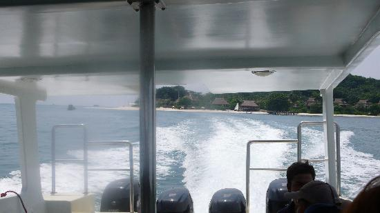 Nikoi Island: Leaving Nikoi