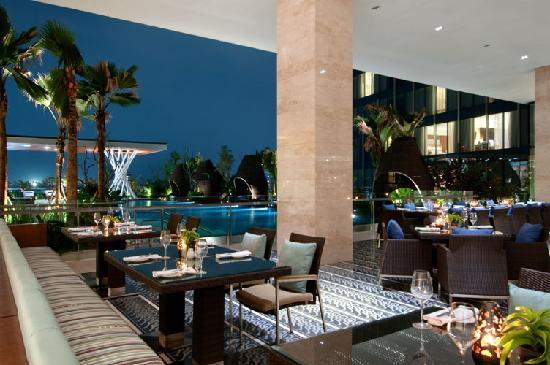هيلتون باندونج: Fresco Restaurant located on 6th Floor