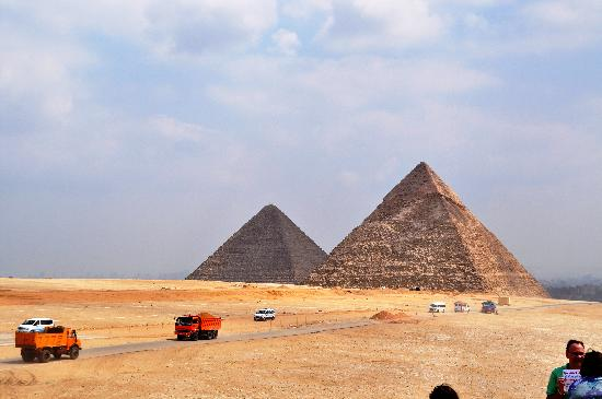 Cairo Private Tours by Khaled : Pyramids