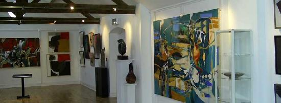 The Yorkshire Wolds Gallery: Our latest Abstract Exhibition