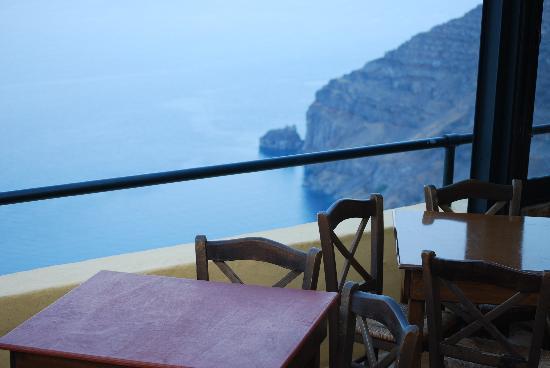 Villa Remvi: C'est ici qu'on prend le petit déjeuner !
